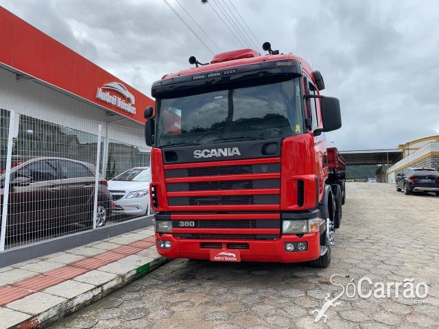 Scania G380 6X2