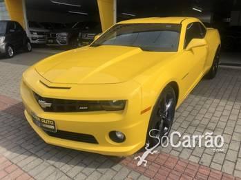 GM - Chevrolet CAMARO SS 6.2 V8