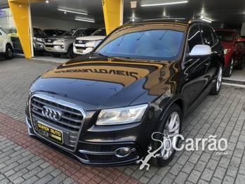 Audi SQ5 TFSI 3.0 V6 QUATTRO TIP-TRONIC