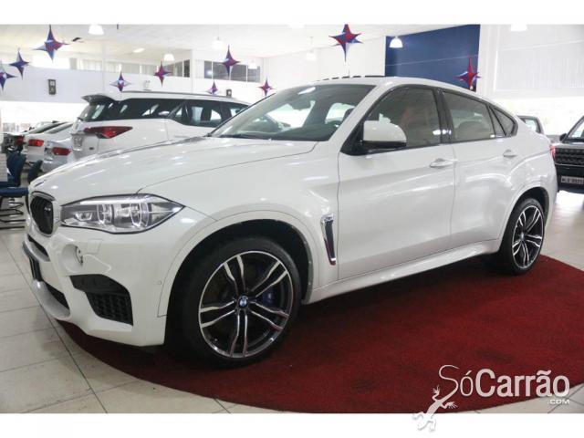 BMW X6 M 4.4 V8 BI-TURBO 555CV AWD