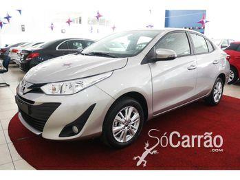 Toyota YARIS SEDAN XL AUTOMATICO