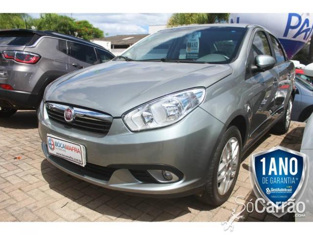 Fiat GRAND SIENA DUALOGIC 1.6 16V 4P