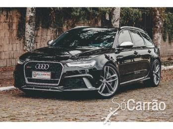 Audi RS6 AVANT 4.0 V8 32V BI-TURBO TIPTRONIC