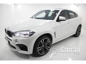 BMW X6 M 4.4 V8 BI-TURBO 555CV AWD
