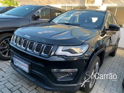 JEEP COMPASS - compass LONGITUDE 4X2 2.0 16V AT6