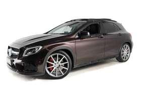 Mercedes GLA 45 - gla 45 AMG 2.0 16V TB 4MATIC