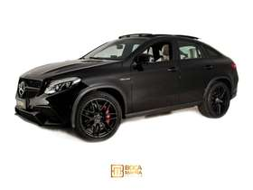 Mercedes GLE 63 - gle 63 COUPE AMG 5.5 V8 BI-TB 4MATIC