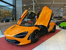 McLaren 720S - 720s 4.0 V8 BI-TB ATM7