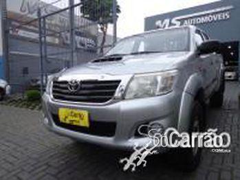 Toyota HILUX CABINE DUPLA STD 3.0 4X4