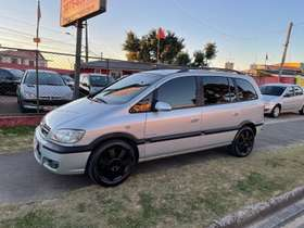 GM - Chevrolet ZAFIRA - zafira ELEGANCE 2.0 8V 140CV AT FLEXPOWER