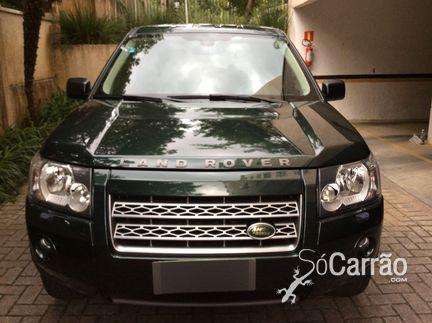 Land Rover FREELANDER 2 - freelander 2 SE 4X4 3.2 V6 I6 AT