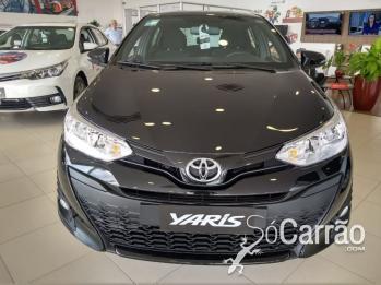 Toyota YARIS HB XL AUTOMATICO