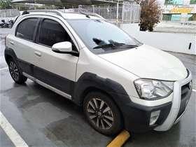 Toyota ETIOS HATCH - etios hatch CROSS 1.5 16V AT