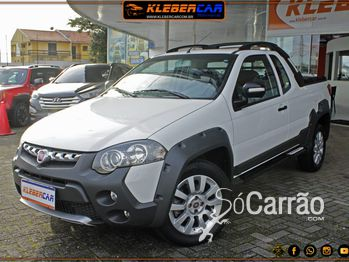 Fiat STRADA ADVENTURE LOCKER 1.8 CE