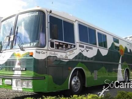 Mercedes ONIBUS - onibus 0371 R
