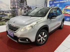 Peugeot 2008 - 2008 GRIFFE 1.6 16V AT6 FLEXSTART