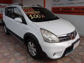 Nissan LIVINA - livina SL X-GEAR 1.8 16V AT