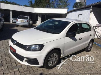 Volkswagen gol (Composition Touch) 1.0 12V