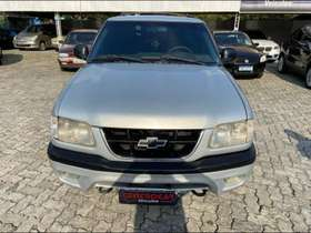 GM - Chevrolet S10 BLAZER - s10 blazer DLX 4X4 2.8 TB-IC