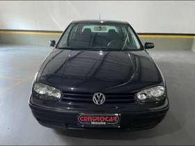 Volkswagen GOLF - golf BLACK & SILVER 1.6 MI