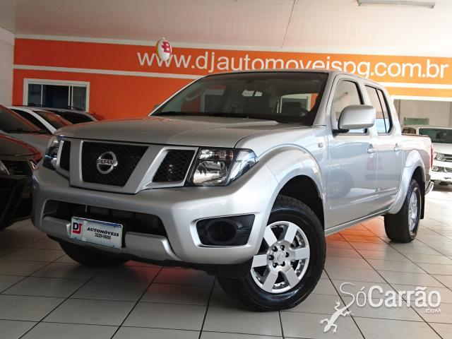 Nissan FRONTIER S CABINE DUPLA 2.5 4X4