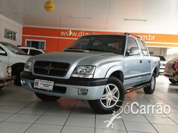 GM - Chevrolet s10 Pick-Up Exec. 2.8 4x4 CD TB