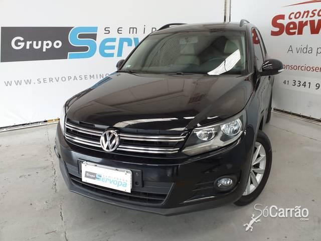 Volkswagen TIGUAN TSI 1.4 TURBO