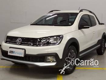 Volkswagen saveiro cd CROSS G6 1.6 16V MSi