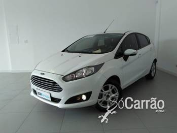 Ford new fiesta SEL STYLE 1.6 16V