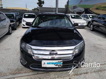 Ford FUSION - fusion SEL 2.5 16V AT