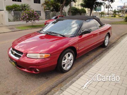 Chrysler STRATUS - stratus CABRIOLET LX 2.5 V6 AT