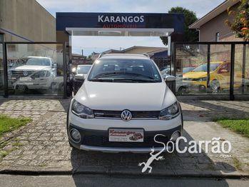 Volkswagen SAVEIRO CROSS CABINE DUPLA 1.6 MSI