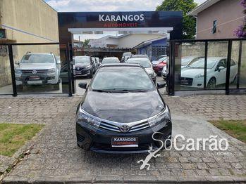 Toyota COROLLA GLi UPPER 1.8 16V CVT