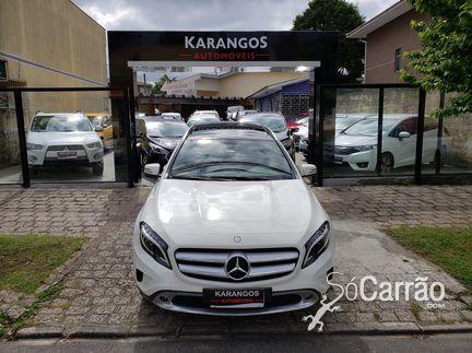 Mercedes GLA 250 - gla 250 ENDURO 2.0 16V TB 4MATIC