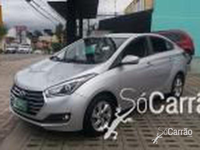 Hyundai HB20 S PREMIUM 1.6 AUTOMATICO