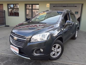 GM - Chevrolet TRACKER TRACKER LT 1.8 16V AT