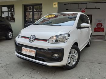 Volkswagen UP! UP! CONNECT 170 TSI 1.0 TB 12V