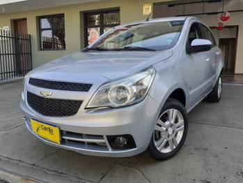 GM - Chevrolet AGILE AGILE LTZ 1.4 8V ECONOFLEX