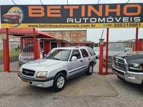 GM - Chevrolet S10 BLAZER - s10 blazer 4X2 2.4 MPFI