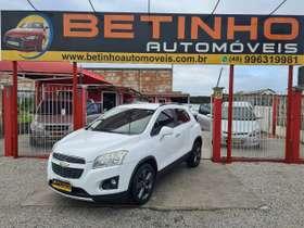 GM - Chevrolet TRACKER - tracker LTZ 4X2 1.8 16V AT FLEXPOWER