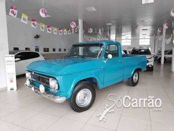 GM - Chevrolet c10 pick-up CS DE LUXE 4X2 4.1