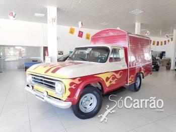 GM - Chevrolet c10 pick-up CS DE LUXE 4X2 4.1