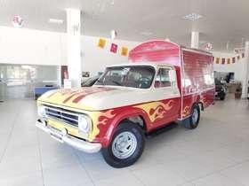 GM - Chevrolet C10 PICK-UP - c10 pick-up CS DE LUXE 4X2 4.1