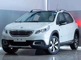 Peugeot 2008 - 2008 CROSSWAY 1.6 16V AT6 FLEXSTART