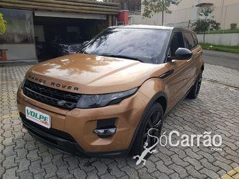Land Rover EVOQUE Dynamic 2.0