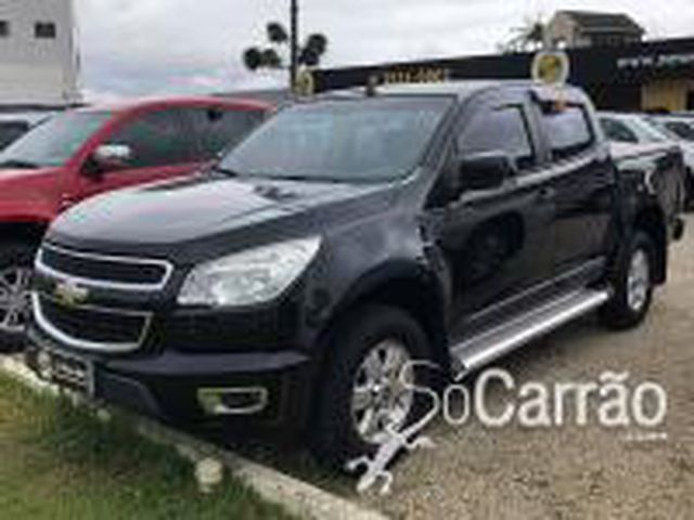 GM - Chevrolet S10 CABINE DUPLA LT 2.4 4X2