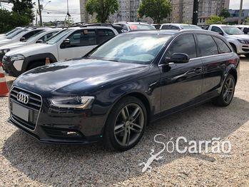 Audi a4 avant 1.8 20V TB