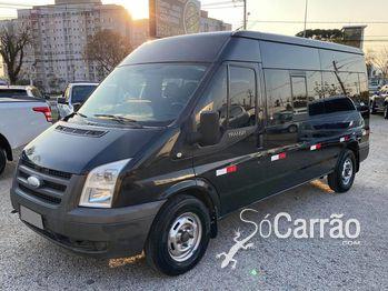 Ford transit van BUS 350 2.4 TDCi