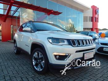 JEEP COMPASS LIMITED 2.0 4X2
