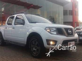 Nissan FRONTIER SV ATTACK CD 4x2 2.5